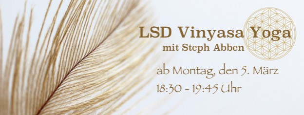 LSD Yoga Steph Abben